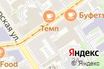 Схема проезда до компании Будущее в Нижнем Новгороде