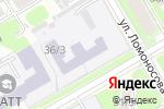 Схема проезда до компании Средняя общеобразовательная школа №18 в Нижнем Новгороде