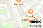 Схема проезда до компании РЭББИТ ХОУЛ в Нижнем Новгороде