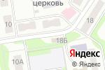 Схема проезда до компании 1001 мелочь в Золотово