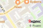 Схема проезда до компании Внешпромбанк в Нижнем Новгороде