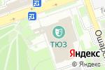 Схема проезда до компании ЕвгеНиКо в Нижнем Новгороде