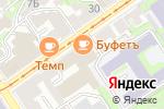 Схема проезда до компании Бутик дизайнерской одежды Алены Кузнецовой в Нижнем Новгороде