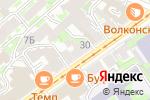 Схема проезда до компании Булка с Маком в Нижнем Новгороде