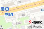 Схема проезда до компании La chista в Нижнем Новгороде