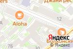 Схема проезда до компании SOUL в Нижнем Новгороде