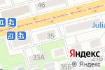 Схема проезда до компании Умная техника в Нижнем Новгороде