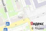Схема проезда до компании Кредит Европа Банк в Нижнем Новгороде