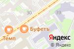 Схема проезда до компании Ломбард Перспектива в Нижнем Новгороде