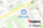 Схема проезда до компании Интерьер+ в Нижнем Новгороде