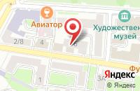 Схема проезда до компании Ид Деловое Приволжье в Нижнем Новгороде