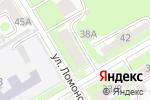 Схема проезда до компании Аudio-reclama.ru в Нижнем Новгороде