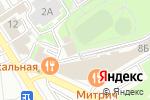 Схема проезда до компании Welcome в Нижнем Новгороде