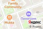 Схема проезда до компании Управление государственной экспертизы проектной документации и результатов инженерных изысканий в Нижнем Новгороде