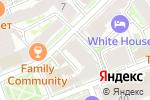 Схема проезда до компании Профи Сервис в Нижнем Новгороде