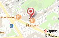 Схема проезда до компании Медиа Страйк в Нижнем Новгороде