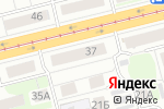 Схема проезда до компании Жар-Птица в Нижнем Новгороде