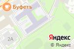 Схема проезда до компании Лидер в Нижнем Новгороде