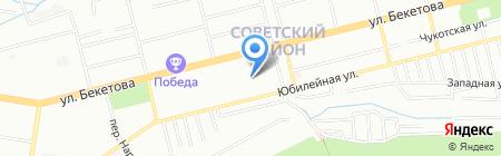 Детский сад №283 Золотой Ключик на карте Нижнего Новгорода