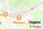 Схема проезда до компании Magic Story в Нижнем Новгороде