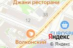 Схема проезда до компании Ореховский в Нижнем Новгороде