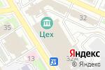 Схема проезда до компании То-То в Нижнем Новгороде