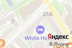 Схема проезда до компании WILDBERRIES в Нижнем Новгороде