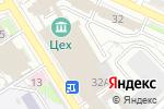 Схема проезда до компании Рейтинг в Нижнем Новгороде