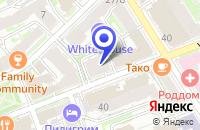 Схема проезда до компании СТРОИТЕЛЬНАЯ КОМПАНИЯ АБРИС в Володарске