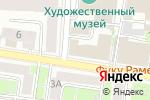 Схема проезда до компании Банк ВТБ 24 в Нижнем Новгороде