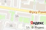 Схема проезда до компании Леноэль в Нижнем Новгороде
