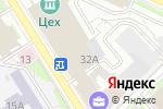 Схема проезда до компании Гламурия в Нижнем Новгороде