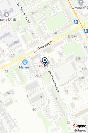 ТРЕЙД на карте Нижнего Новгорода