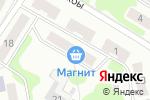 Схема проезда до компании Магнит в Золотово