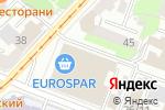 Схема проезда до компании Магазин нижнего белья и колготок в Нижнем Новгороде