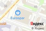 Схема проезда до компании Пастораль в Нижнем Новгороде