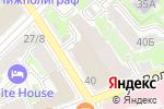 Схема проезда до компании Фактура в Нижнем Новгороде