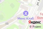 Схема проезда до компании ИВАКО в Нижнем Новгороде