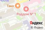 Схема проезда до компании СумкаНН в Нижнем Новгороде