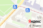 Схема проезда до компании Ладушка в Нижнем Новгороде