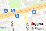 Схема проезда до компании Альфа в Нижнем Новгороде