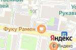 Схема проезда до компании Русавтонадзор в Нижнем Новгороде