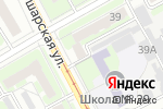 Схема проезда до компании TRW в Нижнем Новгороде