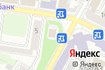 Схема проезда до компании Ботаника в Нижнем Новгороде