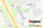 Схема проезда до компании Средняя общеобразовательная школа №29 в Нижнем Новгороде