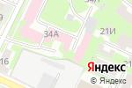 Схема проезда до компании ЛДЦ МИБС в Нижнем Новгороде