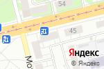 Схема проезда до компании Пульс в Нижнем Новгороде