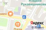 Схема проезда до компании Студия ногтевого дизайна Марии Смирновой в Нижнем Новгороде