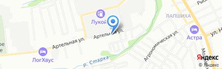 ТеплоТехнолоджи на карте Нижнего Новгорода
