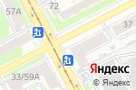 Схема проезда до компании Киоск овощей и фруктов в Нижнем Новгороде